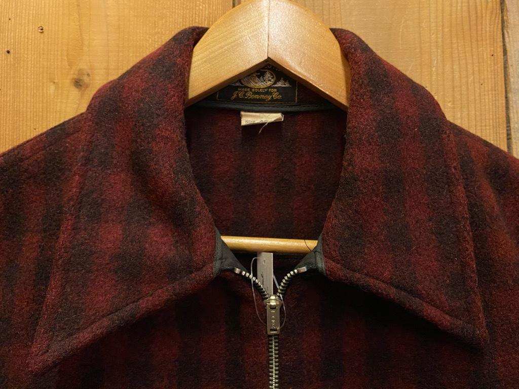 10月21日(水)マグネッツ大阪店Vintage入荷日!! #4 WoolSportsJkt編!! J.C.Penney Co.,Gordon,Field&Stream,FORTY BELOW,Pen_c0078587_15160762.jpg