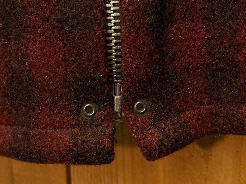 10月21日(水)マグネッツ大阪店Vintage入荷日!! #4 WoolSportsJkt編!! J.C.Penney Co.,Gordon,Field&Stream,FORTY BELOW,Pen_c0078587_15161193.jpg