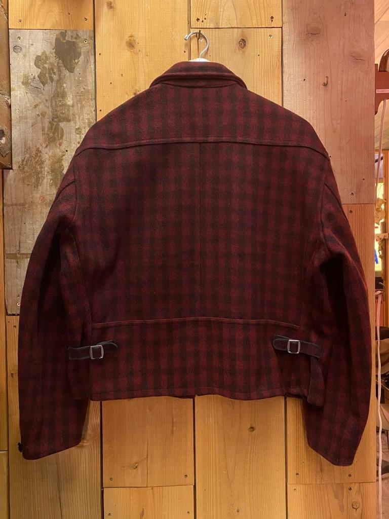 10月21日(水)マグネッツ大阪店Vintage入荷日!! #4 WoolSportsJkt編!! J.C.Penney Co.,Gordon,Field&Stream,FORTY BELOW,Pen_c0078587_15162198.jpg