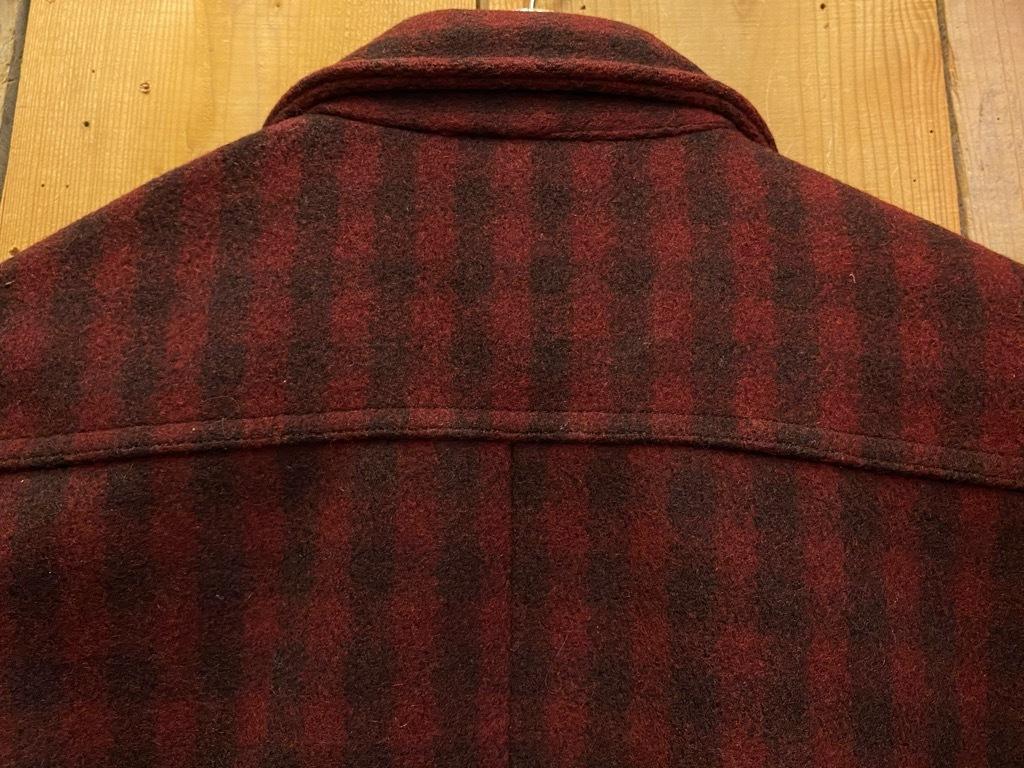 10月21日(水)マグネッツ大阪店Vintage入荷日!! #4 WoolSportsJkt編!! J.C.Penney Co.,Gordon,Field&Stream,FORTY BELOW,Pen_c0078587_15162772.jpg