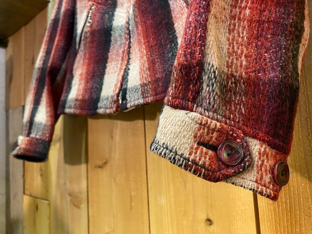 10月21日(水)マグネッツ大阪店Vintage入荷日!! #4 WoolSportsJkt編!! J.C.Penney Co.,Gordon,Field&Stream,FORTY BELOW,Pen_c0078587_15195657.jpg