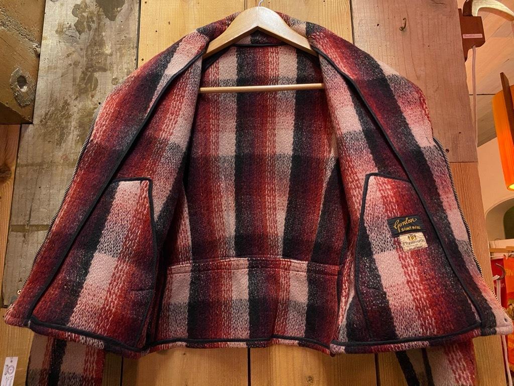 10月21日(水)マグネッツ大阪店Vintage入荷日!! #4 WoolSportsJkt編!! J.C.Penney Co.,Gordon,Field&Stream,FORTY BELOW,Pen_c0078587_15200044.jpg