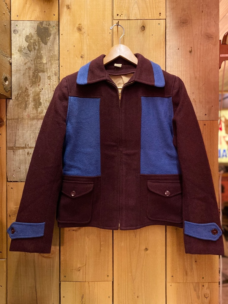 10月21日(水)マグネッツ大阪店Vintage入荷日!! #4 WoolSportsJkt編!! J.C.Penney Co.,Gordon,Field&Stream,FORTY BELOW,Pen_c0078587_15553984.jpg