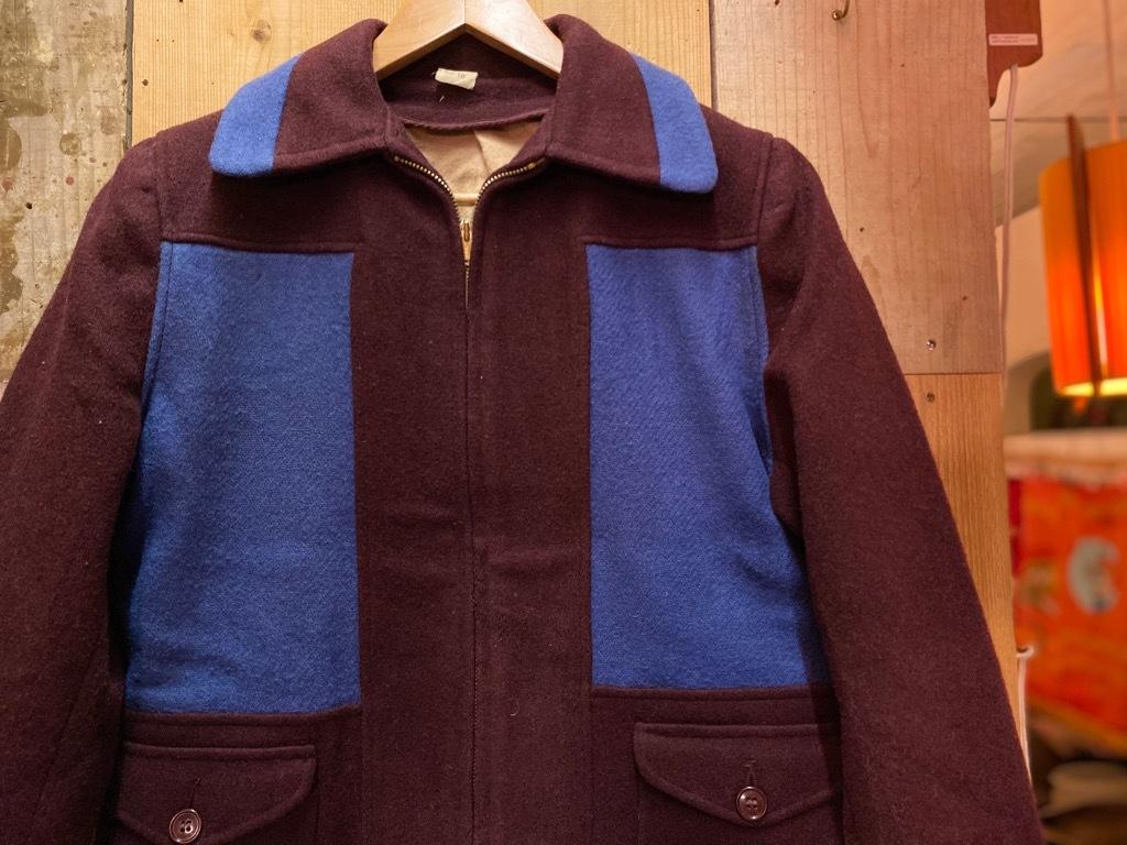 10月21日(水)マグネッツ大阪店Vintage入荷日!! #4 WoolSportsJkt編!! J.C.Penney Co.,Gordon,Field&Stream,FORTY BELOW,Pen_c0078587_15554052.jpg