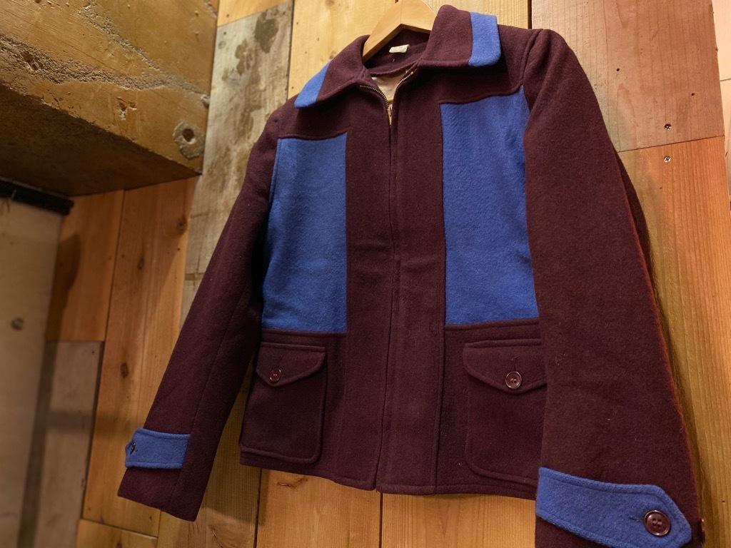 10月21日(水)マグネッツ大阪店Vintage入荷日!! #4 WoolSportsJkt編!! J.C.Penney Co.,Gordon,Field&Stream,FORTY BELOW,Pen_c0078587_15554275.jpg