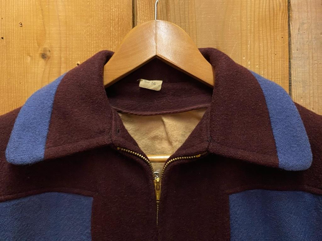 10月21日(水)マグネッツ大阪店Vintage入荷日!! #4 WoolSportsJkt編!! J.C.Penney Co.,Gordon,Field&Stream,FORTY BELOW,Pen_c0078587_15554364.jpg
