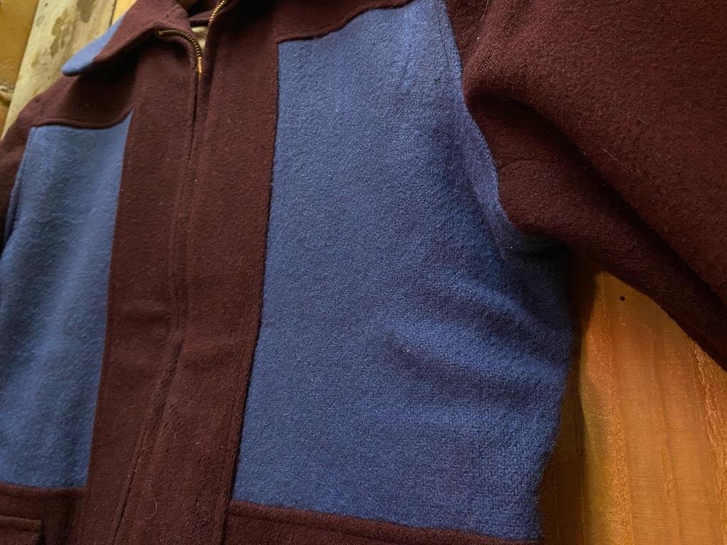 10月21日(水)マグネッツ大阪店Vintage入荷日!! #4 WoolSportsJkt編!! J.C.Penney Co.,Gordon,Field&Stream,FORTY BELOW,Pen_c0078587_15554648.jpg