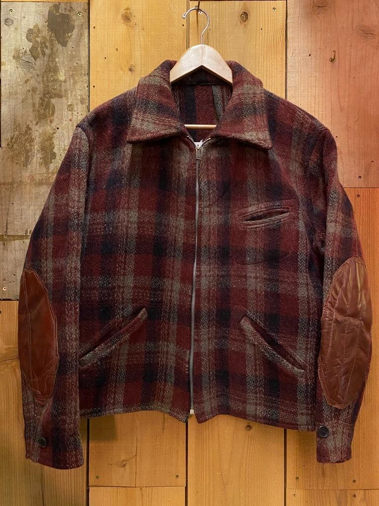 10月21日(水)マグネッツ大阪店Vintage入荷日!! #4 WoolSportsJkt編!! J.C.Penney Co.,Gordon,Field&Stream,FORTY BELOW,Pen_c0078587_15573079.jpg