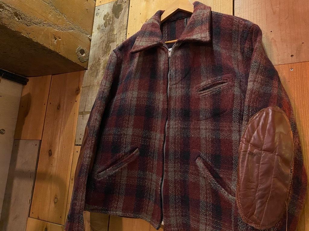 10月21日(水)マグネッツ大阪店Vintage入荷日!! #4 WoolSportsJkt編!! J.C.Penney Co.,Gordon,Field&Stream,FORTY BELOW,Pen_c0078587_15573299.jpg