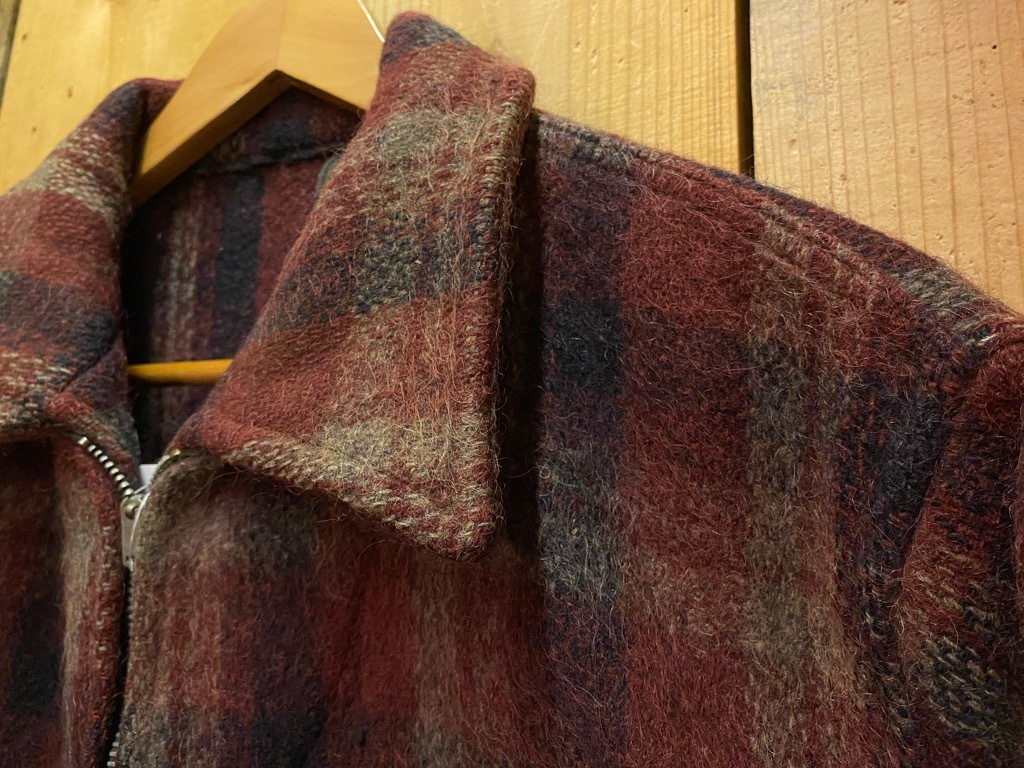10月21日(水)マグネッツ大阪店Vintage入荷日!! #4 WoolSportsJkt編!! J.C.Penney Co.,Gordon,Field&Stream,FORTY BELOW,Pen_c0078587_15573383.jpg