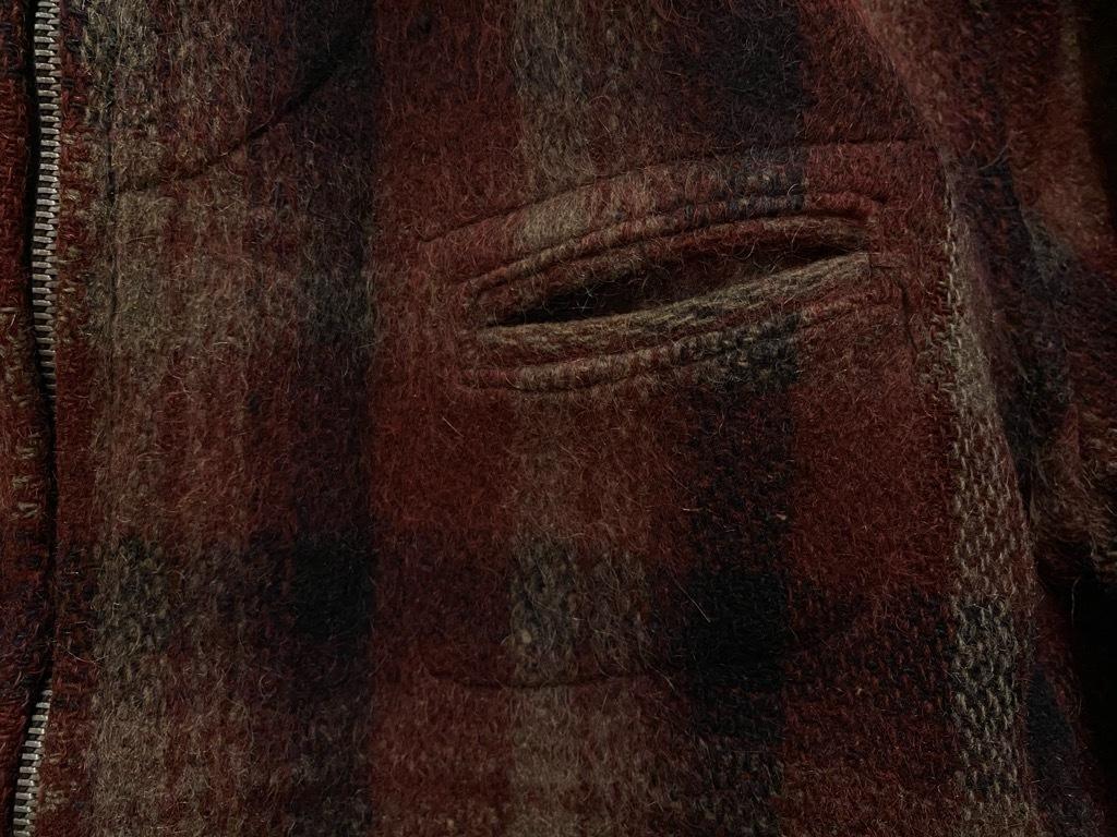 10月21日(水)マグネッツ大阪店Vintage入荷日!! #4 WoolSportsJkt編!! J.C.Penney Co.,Gordon,Field&Stream,FORTY BELOW,Pen_c0078587_15573541.jpg