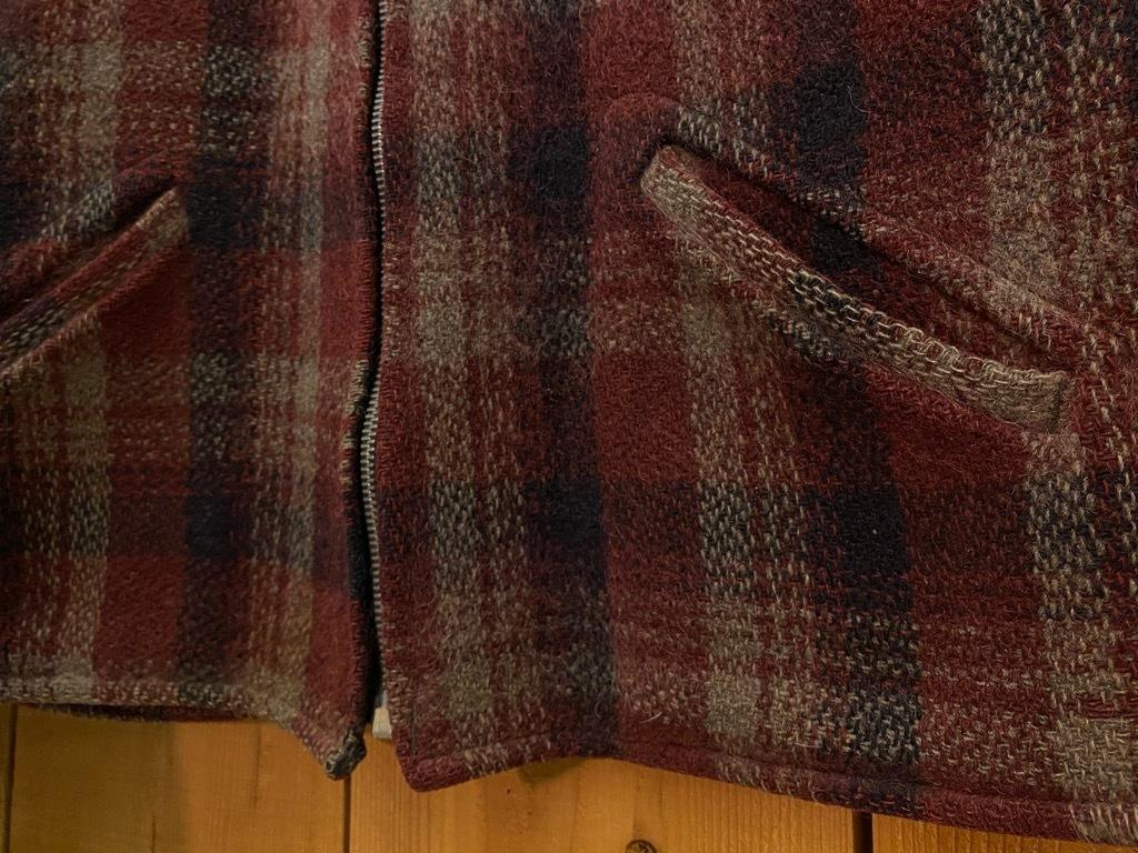 10月21日(水)マグネッツ大阪店Vintage入荷日!! #4 WoolSportsJkt編!! J.C.Penney Co.,Gordon,Field&Stream,FORTY BELOW,Pen_c0078587_15573898.jpg
