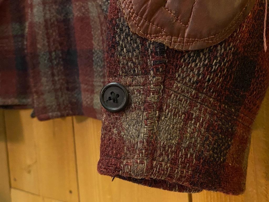 10月21日(水)マグネッツ大阪店Vintage入荷日!! #4 WoolSportsJkt編!! J.C.Penney Co.,Gordon,Field&Stream,FORTY BELOW,Pen_c0078587_15574037.jpg