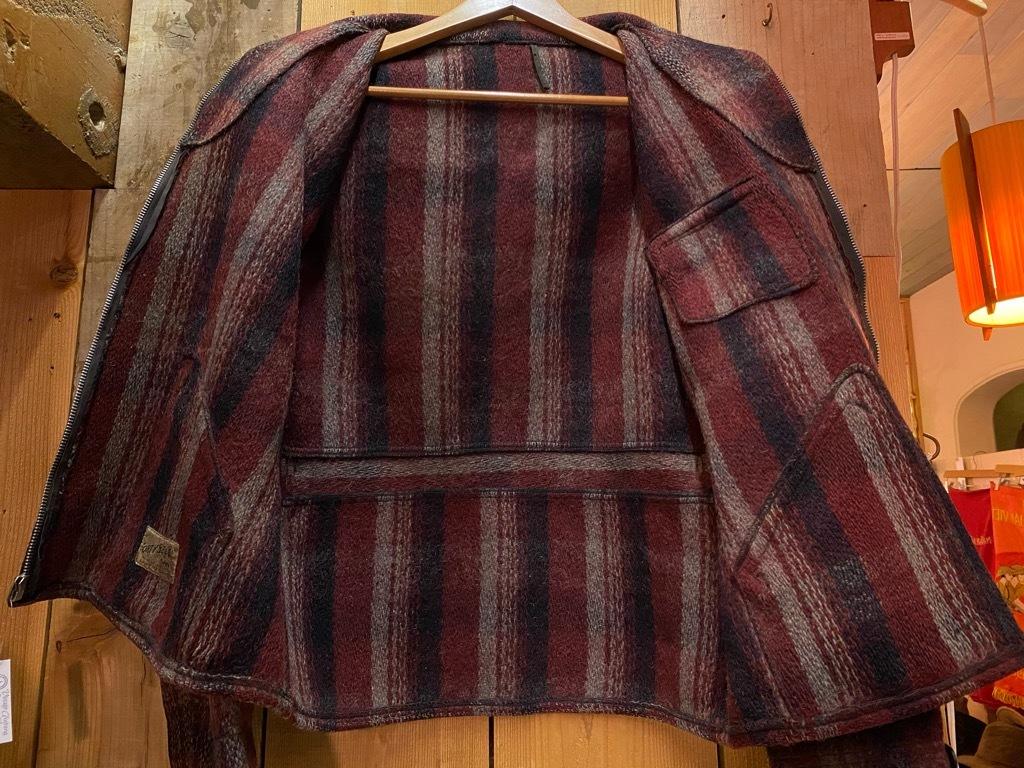 10月21日(水)マグネッツ大阪店Vintage入荷日!! #4 WoolSportsJkt編!! J.C.Penney Co.,Gordon,Field&Stream,FORTY BELOW,Pen_c0078587_15574388.jpg
