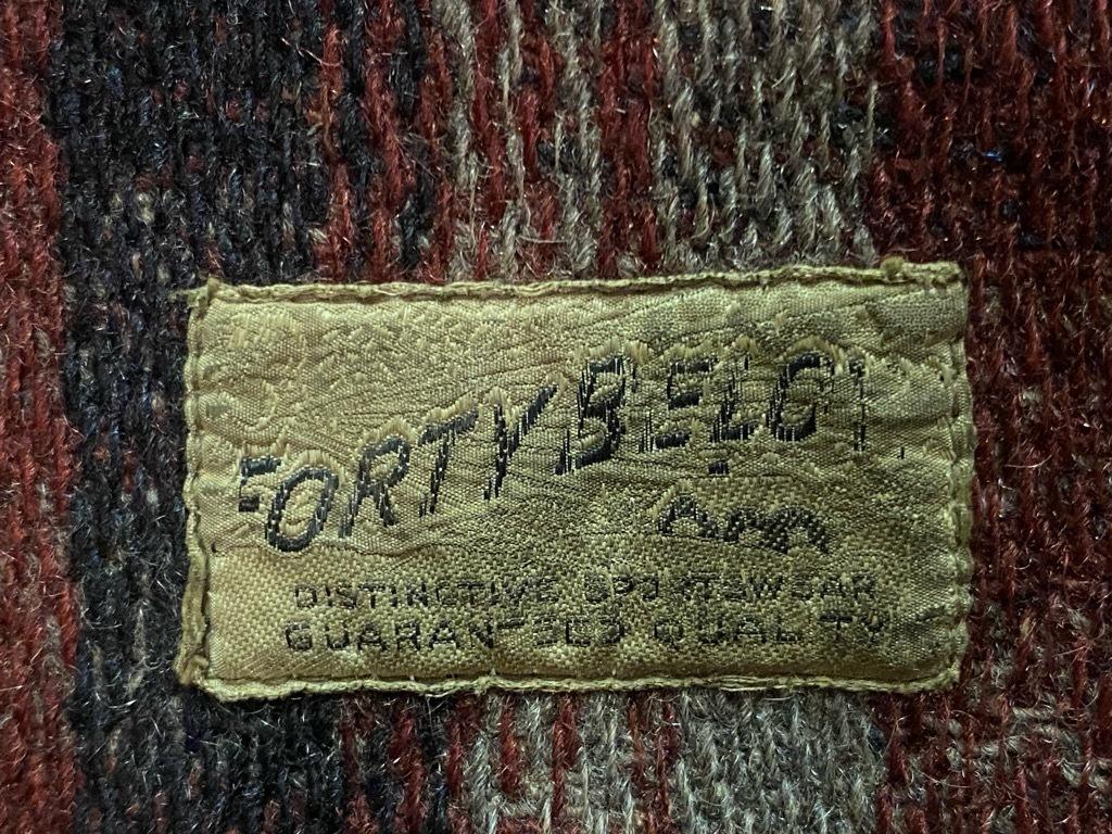 10月21日(水)マグネッツ大阪店Vintage入荷日!! #4 WoolSportsJkt編!! J.C.Penney Co.,Gordon,Field&Stream,FORTY BELOW,Pen_c0078587_15574514.jpg