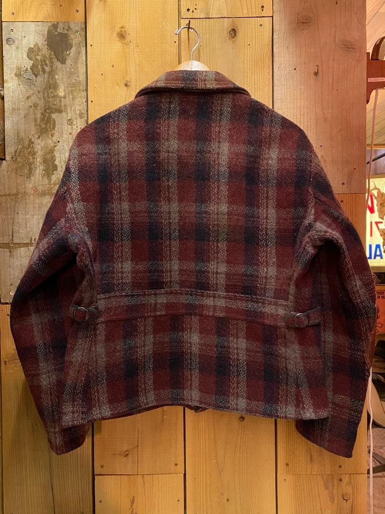 10月21日(水)マグネッツ大阪店Vintage入荷日!! #4 WoolSportsJkt編!! J.C.Penney Co.,Gordon,Field&Stream,FORTY BELOW,Pen_c0078587_15574642.jpg
