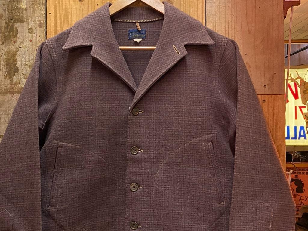 10月21日(水)マグネッツ大阪店Vintage入荷日!! #4 WoolSportsJkt編!! J.C.Penney Co.,Gordon,Field&Stream,FORTY BELOW,Pen_c0078587_17064556.jpg