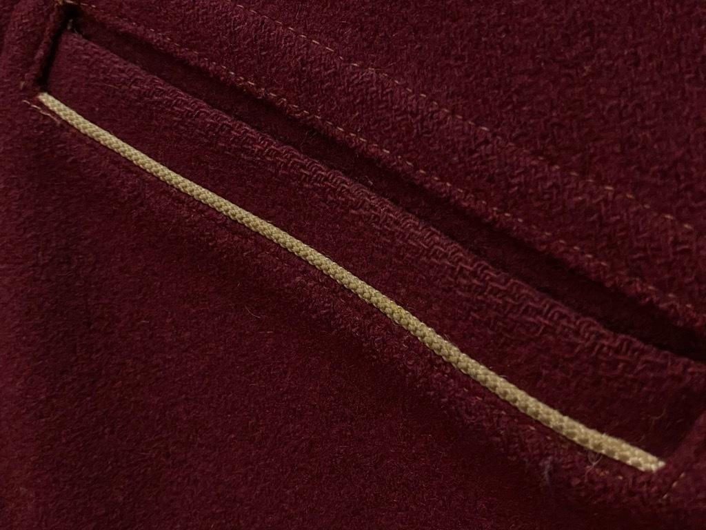 10月21日(水)マグネッツ大阪店Vintage入荷日!! #5 Athletic編!! HoodedBenchCoat,CorduroyJKT,Belt,AthleticSweater!!_c0078587_18124346.jpg