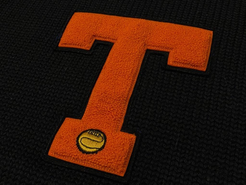 10月21日(水)マグネッツ大阪店Vintage入荷日!! #5 Athletic編!! HoodedBenchCoat,CorduroyJKT,Belt,AthleticSweater!!_c0078587_18220844.jpg