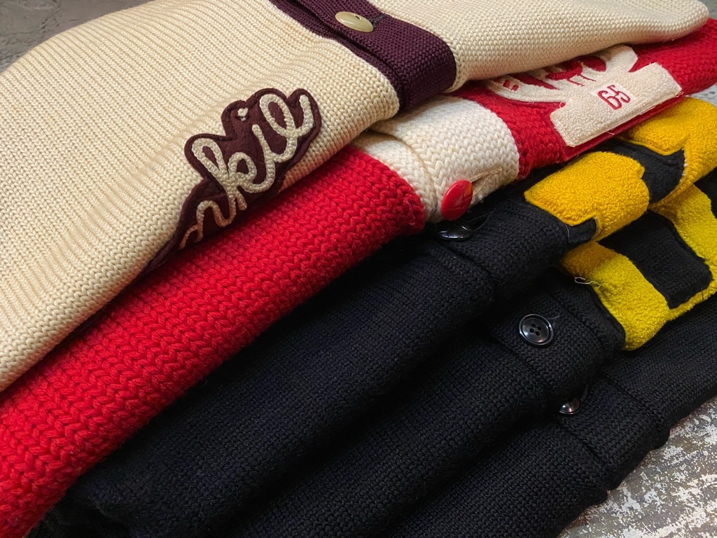 10月21日(水)マグネッツ大阪店Vintage入荷日!! #5 Athletic編!! HoodedBenchCoat,CorduroyJKT,Belt,AthleticSweater!!_c0078587_18254855.jpg
