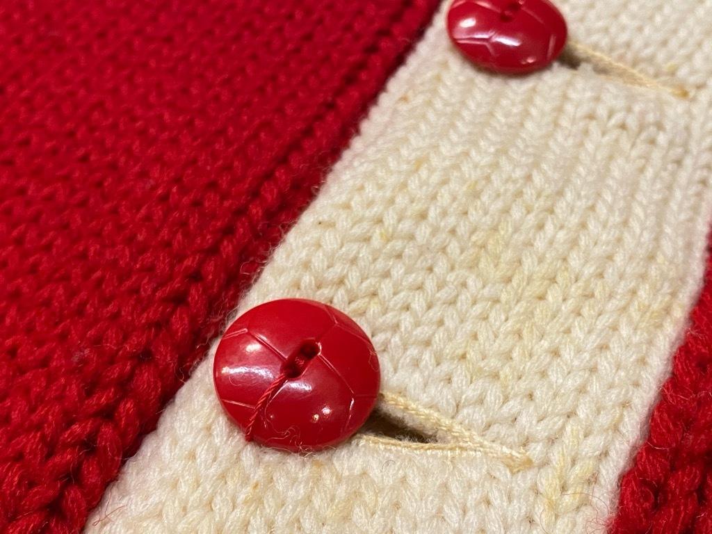10月21日(水)マグネッツ大阪店Vintage入荷日!! #5 Athletic編!! HoodedBenchCoat,CorduroyJKT,Belt,AthleticSweater!!_c0078587_18273431.jpg