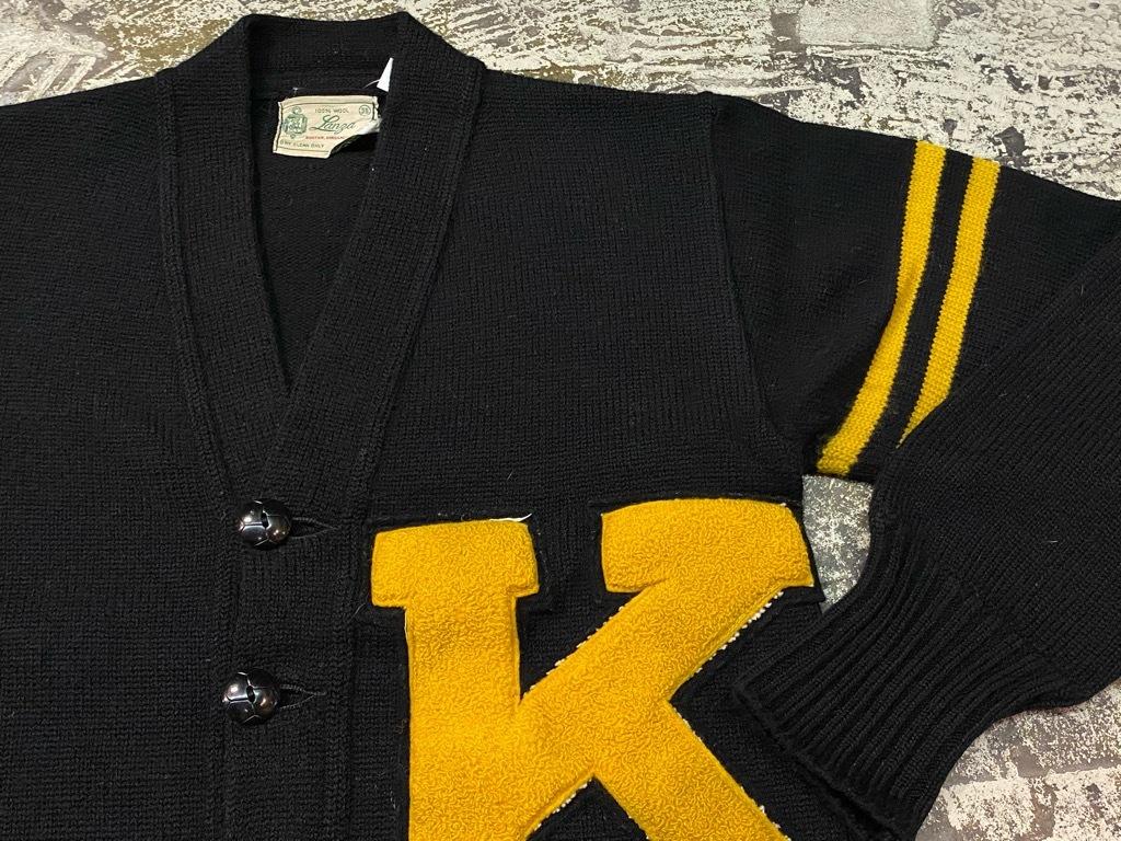 10月21日(水)マグネッツ大阪店Vintage入荷日!! #5 Athletic編!! HoodedBenchCoat,CorduroyJKT,Belt,AthleticSweater!!_c0078587_18274884.jpg