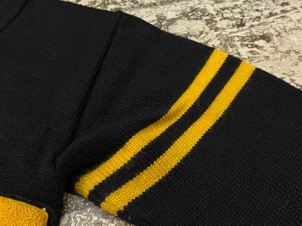 10月21日(水)マグネッツ大阪店Vintage入荷日!! #5 Athletic編!! HoodedBenchCoat,CorduroyJKT,Belt,AthleticSweater!!_c0078587_18275042.jpg