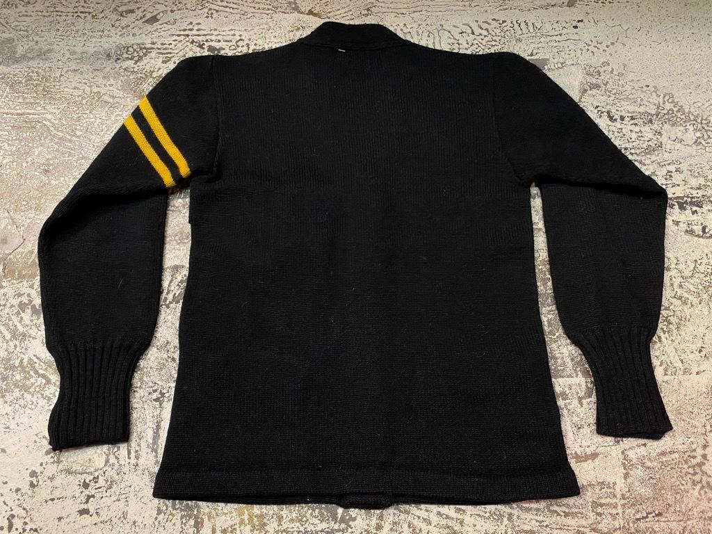 10月21日(水)マグネッツ大阪店Vintage入荷日!! #5 Athletic編!! HoodedBenchCoat,CorduroyJKT,Belt,AthleticSweater!!_c0078587_18275866.jpg