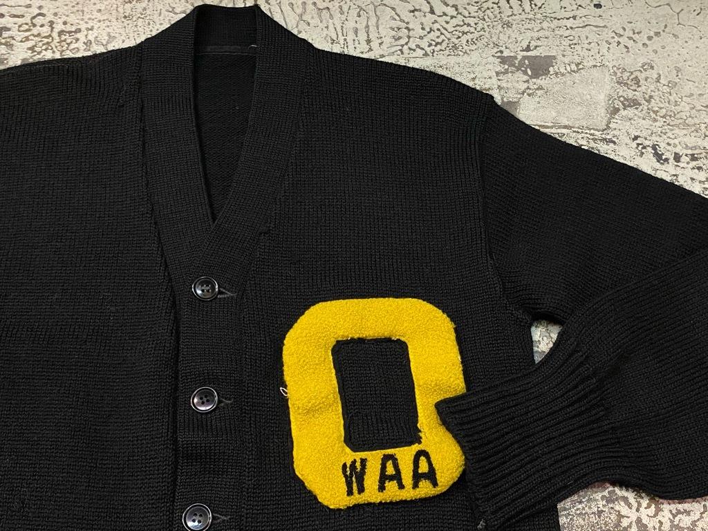 10月21日(水)マグネッツ大阪店Vintage入荷日!! #5 Athletic編!! HoodedBenchCoat,CorduroyJKT,Belt,AthleticSweater!!_c0078587_18295003.jpg