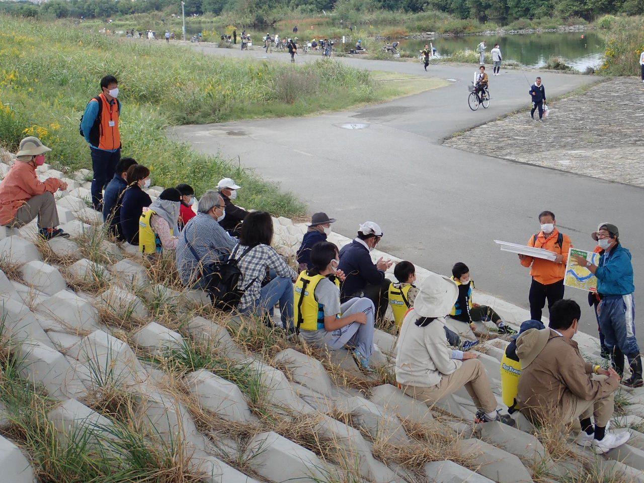 【ご報告】城北定例保全活動14_a0263106_21520344.jpg