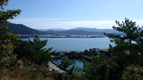 奠供山、玉津島神社、鏡山、奇麗です。_c0367107_12221019.jpg