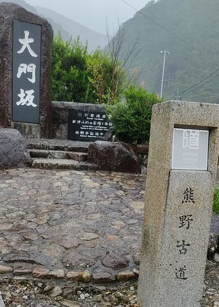 Go toの弾丸ツアー:②チャンホンと行く熊野古道_d0137326_13111002.jpg