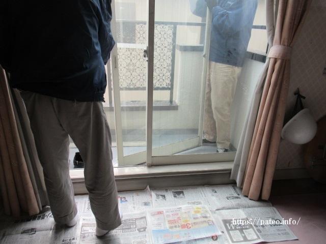 目黒区S様邸サッシュ強化ガラスへの交換工事完了。_a0214329_19390219.jpg