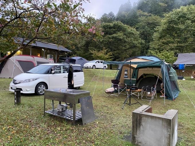 秋本番★美山自然文化村キャンプ場(1日目)_c0113733_00522243.jpeg