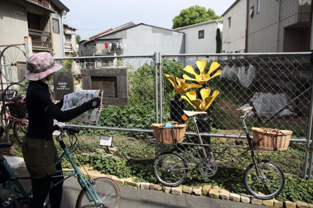 大阪のウォールアートをモールトンで巡ってみた!_b0078651_01394703.jpg