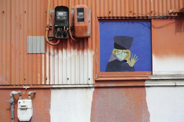 大阪のウォールアートをモールトンで巡ってみた!_b0078651_01550695.jpg