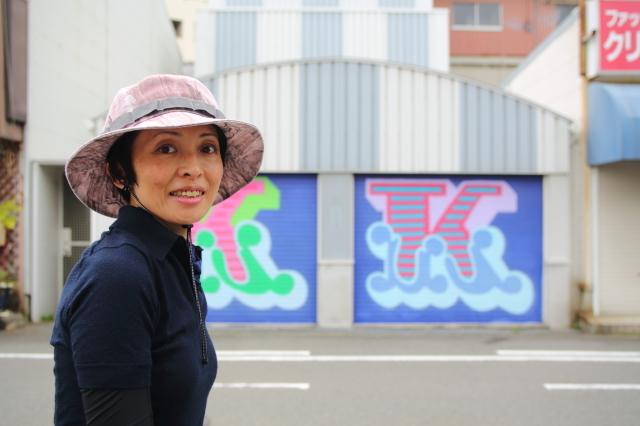 大阪のウォールアートをモールトンで巡ってみた!_b0078651_02102361.jpg