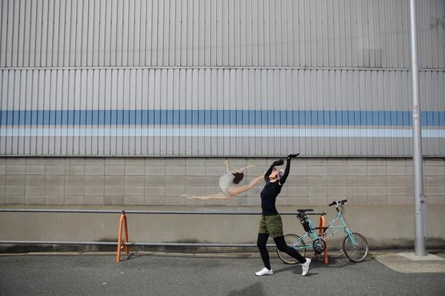 大阪のウォールアートをモールトンで巡ってみた!_b0078651_02102474.jpg
