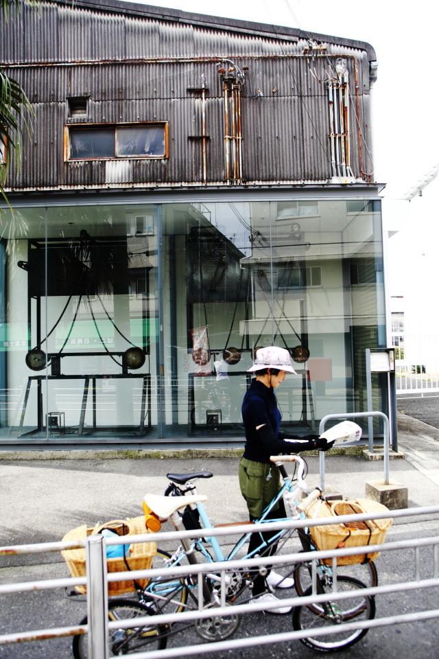 大阪のウォールアートをモールトンで巡ってみた!_b0078651_20391792.jpg