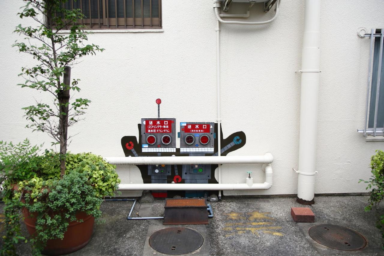 大阪のウォールアートをモールトンで巡ってみた!_b0078651_21005751.jpg