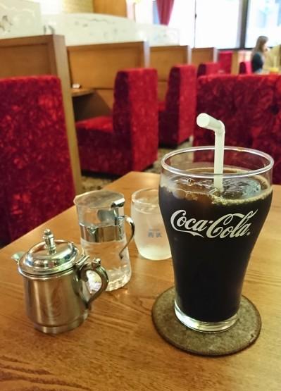 昭和な喫茶店空間でいただく、昔ながらのプリン・珈琲西武 西新宿店@新宿西口_f0337357_02143401.jpg