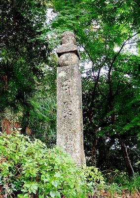 高野山への町石道を歩きました。_b0194861_12172687.jpg