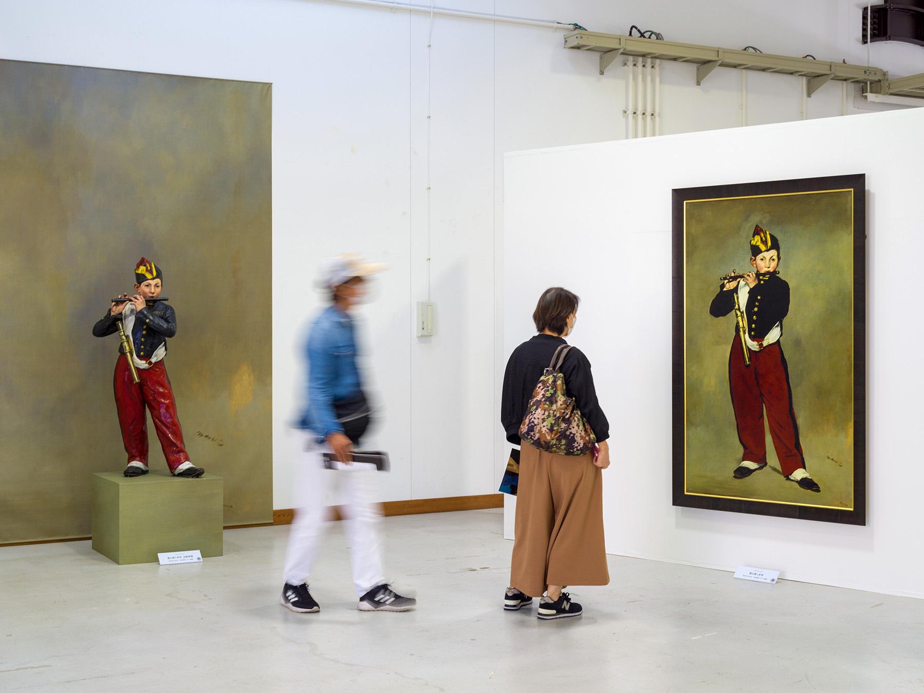 東京藝術大学「スーパークローン文化財展」_c0028861_14432367.jpg