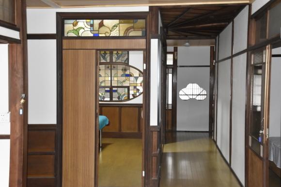 橋本遊郭、旧三枡楼_f0347663_16511412.jpg