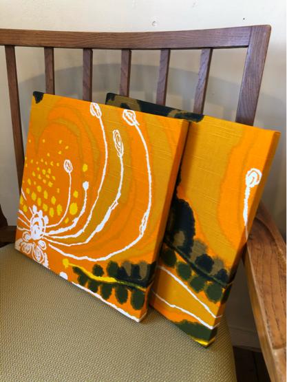 vintage fabric panel (SWEDEN)_c0139773_14025671.jpg