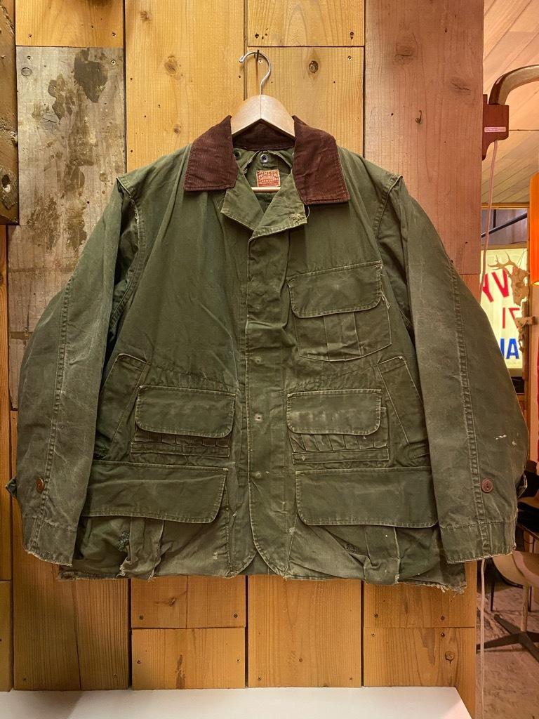 10月21日(水)マグネッツ大阪店Vintage入荷日!! #6 Hunting編!! HINSON,FieldMaster,ChinStrap,Vest, AN-J-3Type!!_c0078587_02101230.jpg