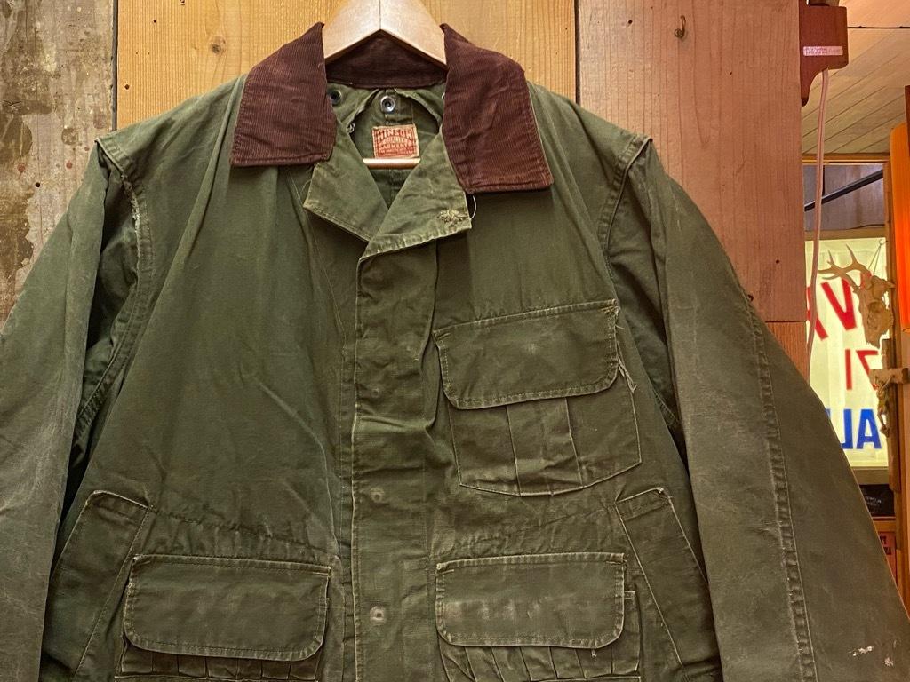 10月21日(水)マグネッツ大阪店Vintage入荷日!! #6 Hunting編!! HINSON,FieldMaster,ChinStrap,Vest, AN-J-3Type!!_c0078587_02101607.jpg