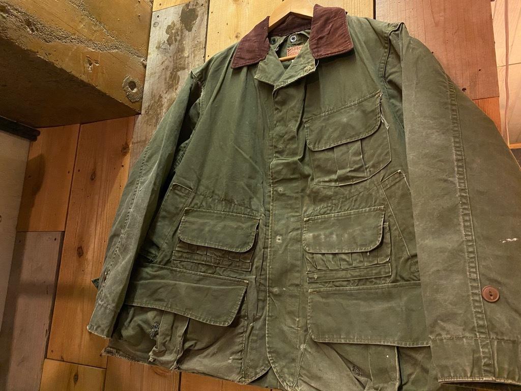 10月21日(水)マグネッツ大阪店Vintage入荷日!! #6 Hunting編!! HINSON,FieldMaster,ChinStrap,Vest, AN-J-3Type!!_c0078587_02101713.jpg
