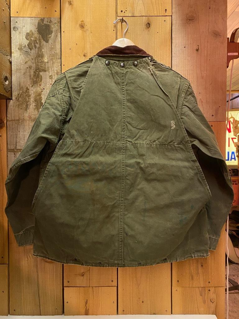 10月21日(水)マグネッツ大阪店Vintage入荷日!! #6 Hunting編!! HINSON,FieldMaster,ChinStrap,Vest, AN-J-3Type!!_c0078587_02101996.jpg