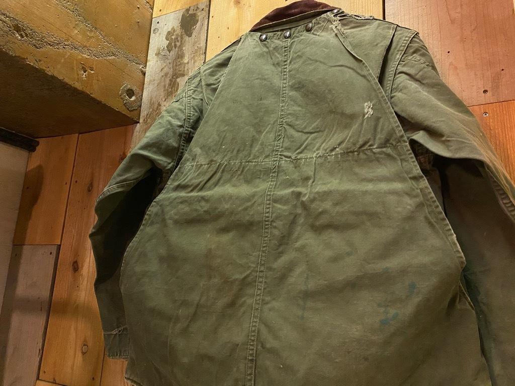 10月21日(水)マグネッツ大阪店Vintage入荷日!! #6 Hunting編!! HINSON,FieldMaster,ChinStrap,Vest, AN-J-3Type!!_c0078587_02102014.jpg